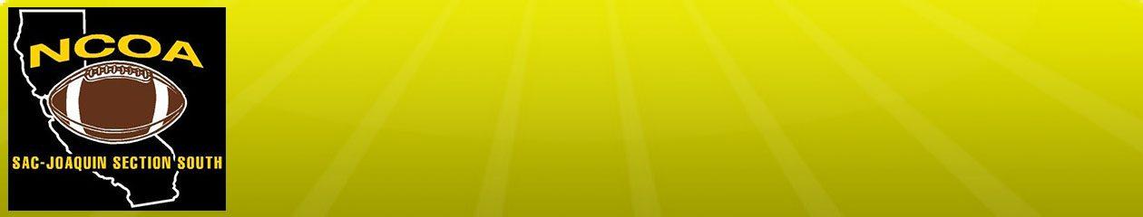 NCOA South Football Division