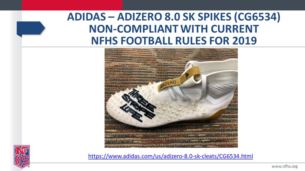 Adidas Adizero 8.0 SK Illegal Shoe