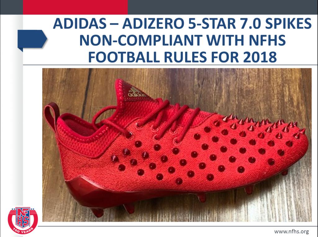 Adidas Adizero 5-Star 7.0 Spikes